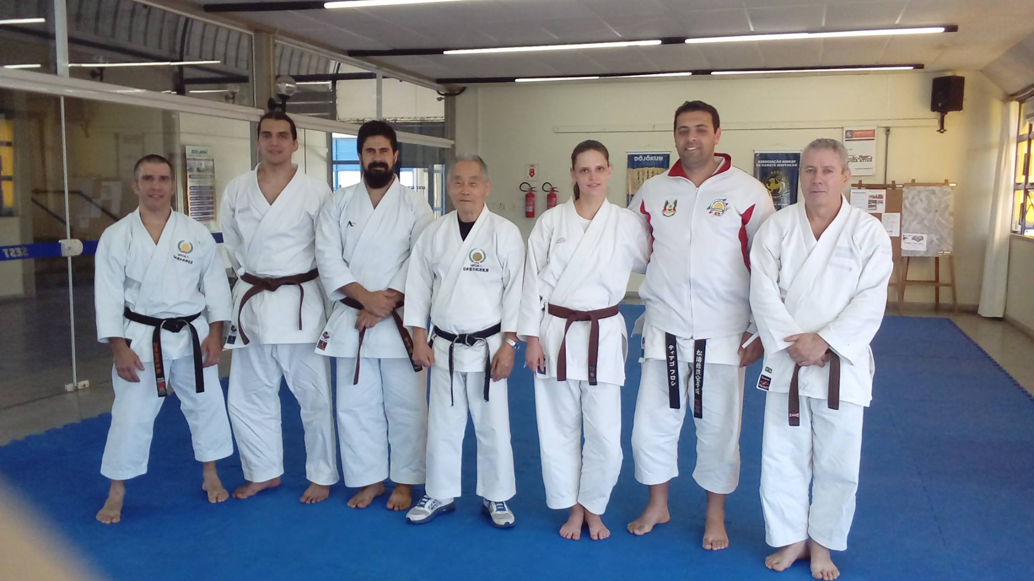 Sadamu Uriu JKS Karate